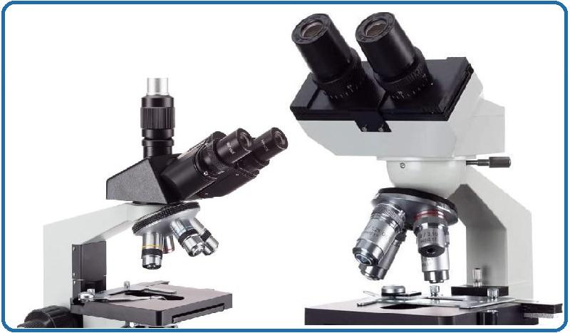 Binocular Microscope VS Trinocular Microscope